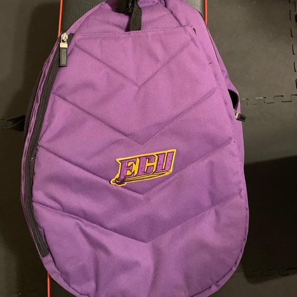 Handbags - East Carolina University Tennis Bag